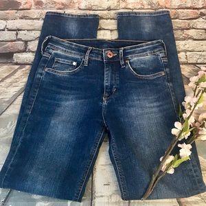 Denim H&M Straight Regular Like New Jeans
